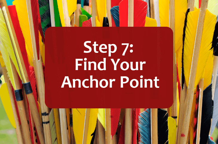 How to Find Your Anchor Point
